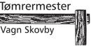 Tømrermester Vagn Skovby logo