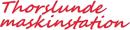 Thorslunde Maskinstation logo