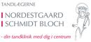 Tandlægerne Nordestgaard & Schmidt Bloch logo