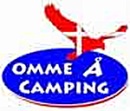 Omme Å Camping logo