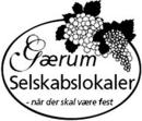 Gærum Selskabslokaler logo