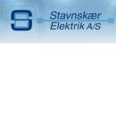 Stavnskær Elektrik A/S logo