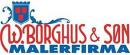 W. Borghus & Søn logo