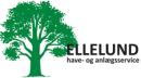 Ellelund Have og Anlægsservice logo