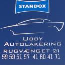 Ubby Autolakering logo