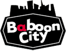 Baboon City logo