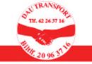Dau's Transport og Flytteforretning logo