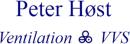 Peter Høst Ventilation VVS logo