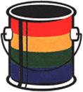 Fruerlunds Malerfirma logo