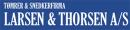 Larsen og Thorsen logo