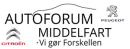Autoforum Middelfart logo