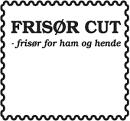 Frisør Cut logo