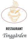 Restaurant Tinggården logo