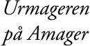 Urmageren på Amager logo