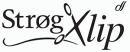 Strøg Klip logo
