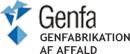 Genfa I/S logo