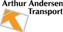 Arthur Andersen Transport ApS logo