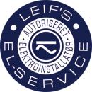 Leif's El-service ApS logo