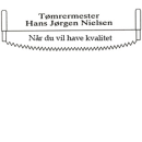 Tømrermester Hans Jørgen Nielsen logo