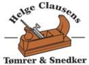 Helge Clausen Tømrer & Snedker logo
