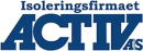 Activ Isolering A/S logo