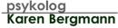 Psykolog Karen Bergmann logo