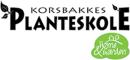 Korsbakkes Planteskole ApS logo