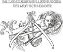 Billedskærer Helmut Schlodder logo