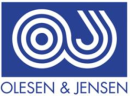 Olesen & Jensen A/S logo