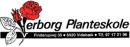 Herborg Planteskole logo