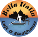 Bella Italia Pizza & Steakhouse logo