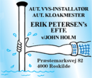 Erik Petersen's Eftf. logo