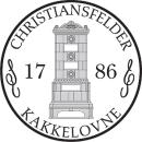 Kakkelovne Christiansfelder logo