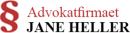 Advokatfirmaet Jane Heller logo