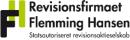 Revisionsfirmaet Flemming Hansen Statsautoriseret revisionsaktieselskab logo