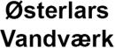 Østerlars Vandværk logo