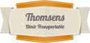 Thomsens Dinér Transportable logo