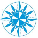 Vindrose Rejser logo