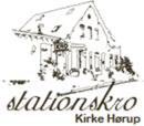 Kirke-Hørup Stationskro logo