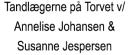Tandlægerne på Torvet v/ Annelise Johansen & Susanne Jespersen logo