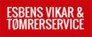 Esbens's Vikar & Tømrerservice logo