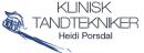 Klinisk Tandtekniker Heidi Porsdal logo