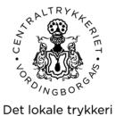 Centraltrykkeriet Vordingborg A/S logo