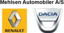 Mehlsen Automobiler A/S logo