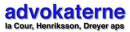 Advokaterne La Cour, Henriksson, Dreyer ApS logo