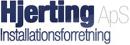 Hjerting Installationsforretning ApS logo
