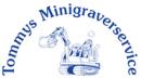 Tommys Minigraverservice logo