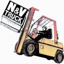 N & V Truck A/S logo