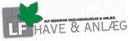 LF Have & Anlæg logo