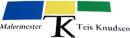 Malerfirma Teis Knudsen logo